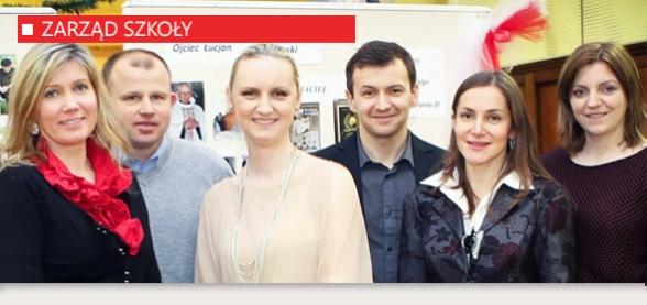 Zarząd Szkoły Kultury i Języka Polskiego w Bridgeport - rok 2012-13