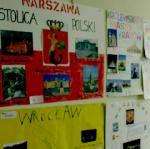 Galeria prac uczniów klasy II o polskich miastach