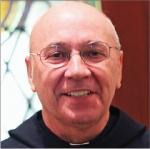 Ojciec Stefan Morawski - franciszkanin, proboszcz parafii St. Michael the Archangel w Bridgeport, CT