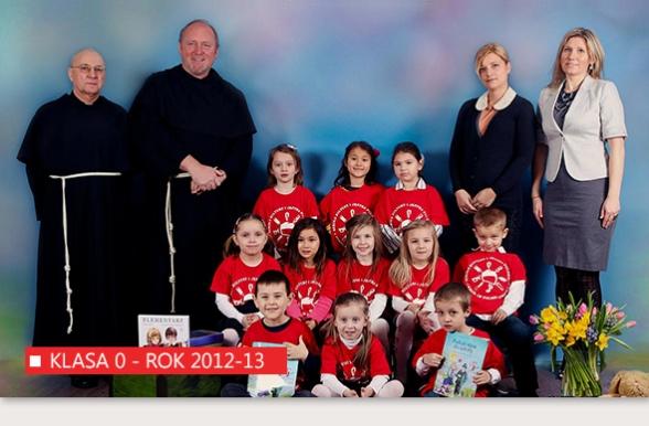 Zerówka - Szkoła Kultury i Języka Polskiego w Bridgeport - Rok 2012-13