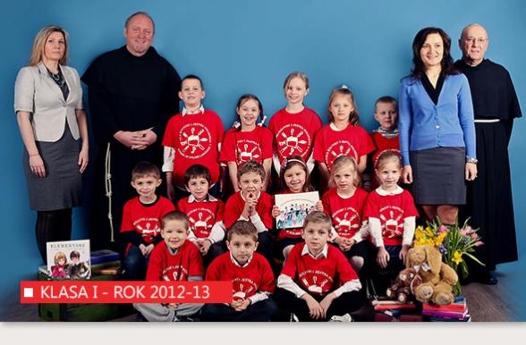 Szkoła Kultury i Języka Polskiego w Bridgeport - Klasa I - rok 2012-13
