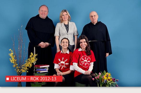 Polska Szkoła w Bridgeport - Liceum - Rok 2012-13